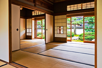 Presentation zen tokonoma and the art of the focal point for Chambre japonaise traditionnelle