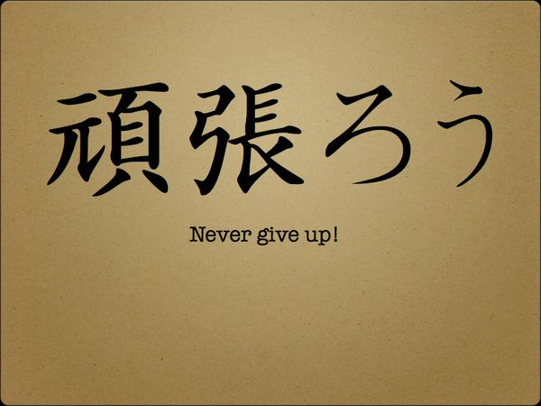 Presentation Zen Fall Down Seven Times Get Up Eight The Power Of