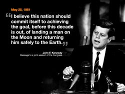 jfk quotes about space