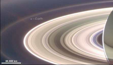 Saturn_earth