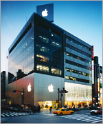 Apple_ginza