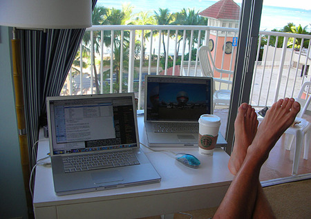 Presentation Zen: Office Space And The Writing Process.